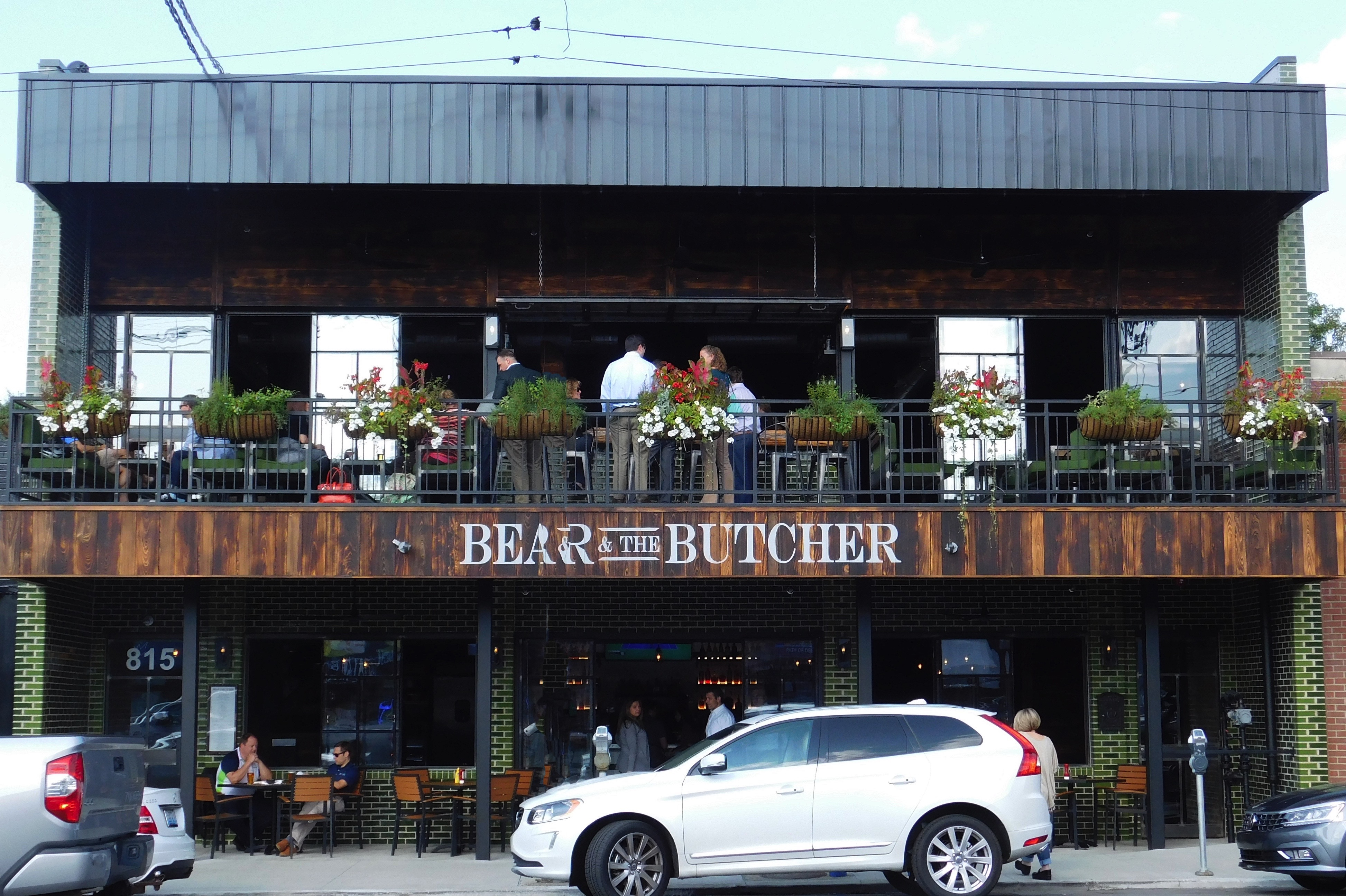 Butcher & Bear